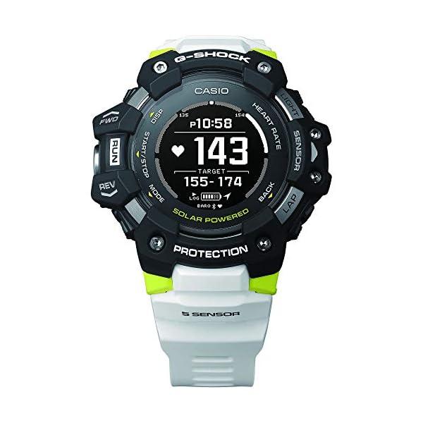Casio G-Shock G-Squad GBD-H1000-1A7ER - Reloj, 2020 6