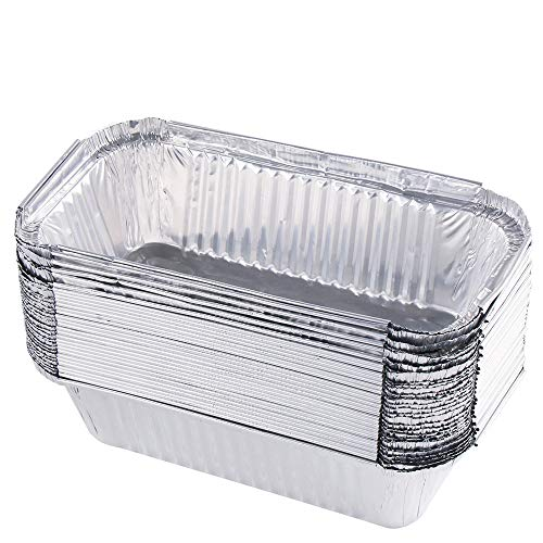 Compare Price Small Aluminum Foil Broiler Pans On
