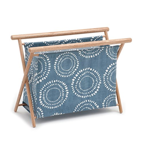 Hobby Gift 'Ripples' Large Sewing Basket 23 x 48.5 x 35.5cm (d/w/h)