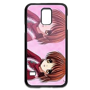 Clannad Nagisa Furukawa Thin Fit Case Cover For Samsung Galaxy S5 - Cute Cover