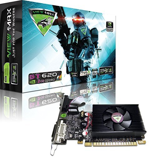 ViewMax NVIDIA GeForce Express COMMANDER