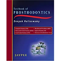 Textbook Of Prosthodontics (Old Edition)