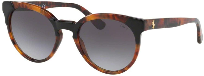 Ralph Lauren POLO 0PH4147 Gafas de sol, Top Black On Jerry Havana ...