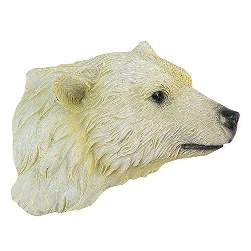 Polar Bear Head Magnet