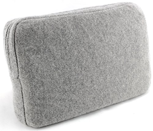 Jetbo 100 Cashmere Travel Set Blanket Eye Mask Socks Carry