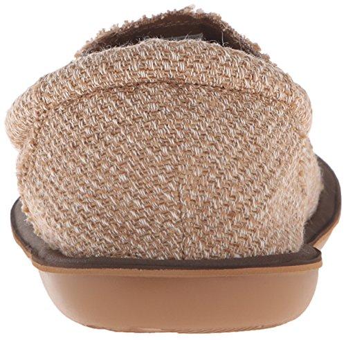 Sanuk Mens Chibalicious Slip-on Loafer Natural Hemp l7wswvVc