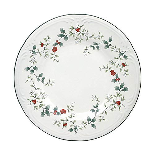 Pfaltzgraff Winterberry Luncheon Plate (Tableware Winterberry Collection)
