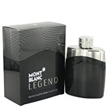 MontBlanc Legend by Mont Blanc Eau De Toilette Spray 100 ml for Men