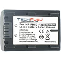 Sony NP-FH40 Camcorder Replacement Battery - TechFuel Professional Battery
