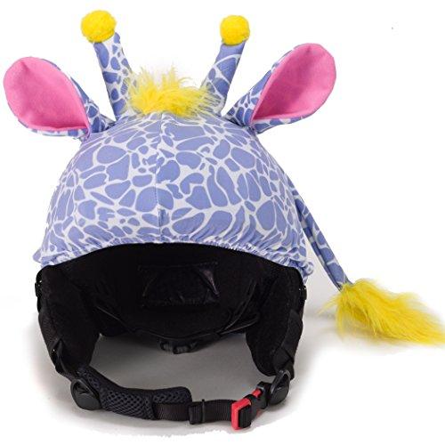CrazeeHeads Stretch the Giraffe Helmet Cover