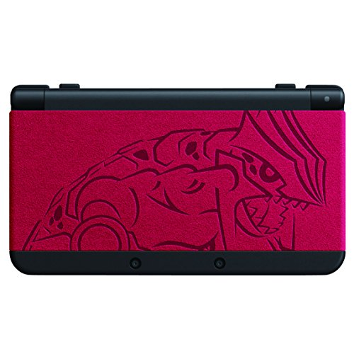 Pokemon Center Original New Nintendo 3DS Groudon Edition by Pokémon