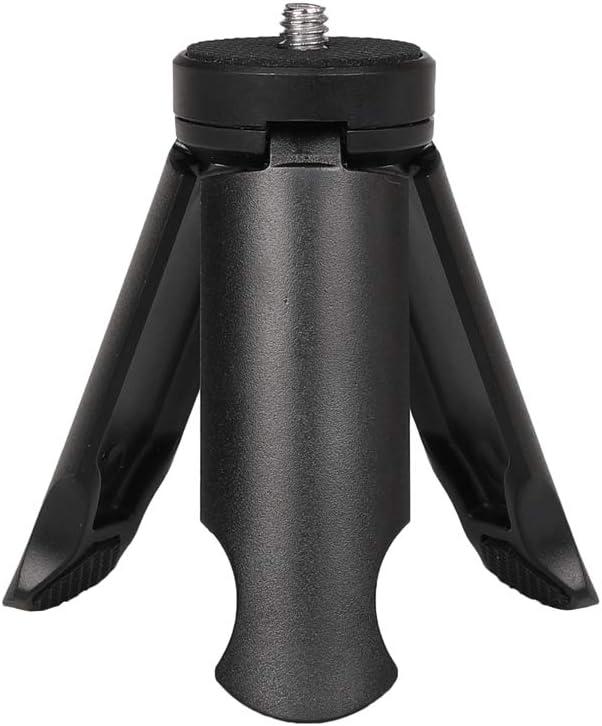 //Mobile Phones//Digital Cameras ABS Plastic Mini Desktop Handheld Portable Flexible Tripod Holder for Gopro Hero 7 6 5 4 3