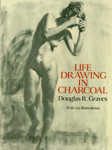 Life Drawing in Charcoal (Dover Art -
