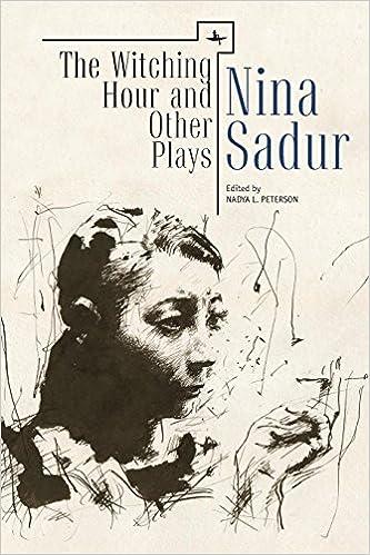 Como Descargar Libro Gratis The Witching Hour And Other Plays By Nina Sadur PDF Mega