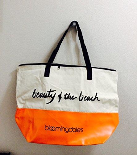 bloomingdale-s-cometic-tote-bag-orange-ivory