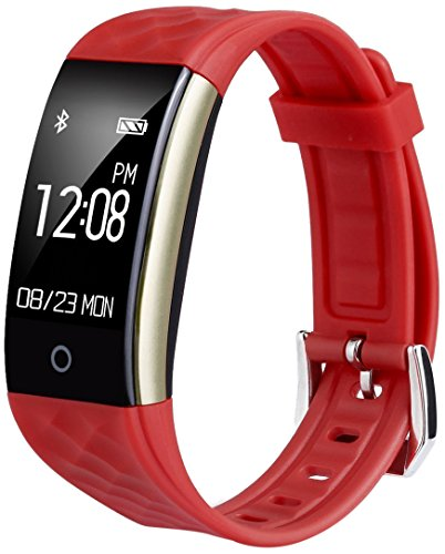 EFOSHM Fitness Tracker with Heart Rate IP67 Water Resistant