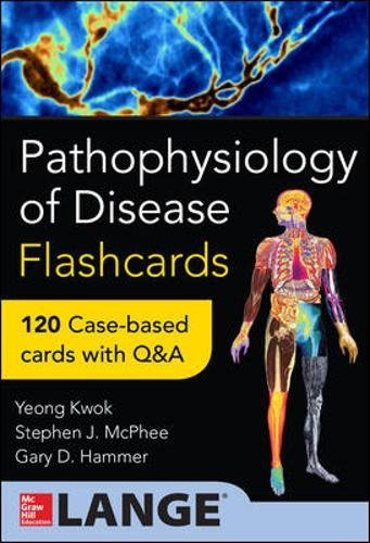 Pdf Medical Books Pathophysiology of Disease: An Introduction to Clinical Medicine Flash Cards