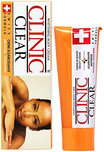 Clinic Clear - Creme Eclaircissante