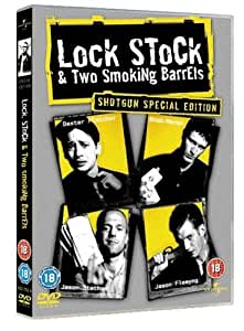Lock Stock And Two Smoking Barrels [DVD]