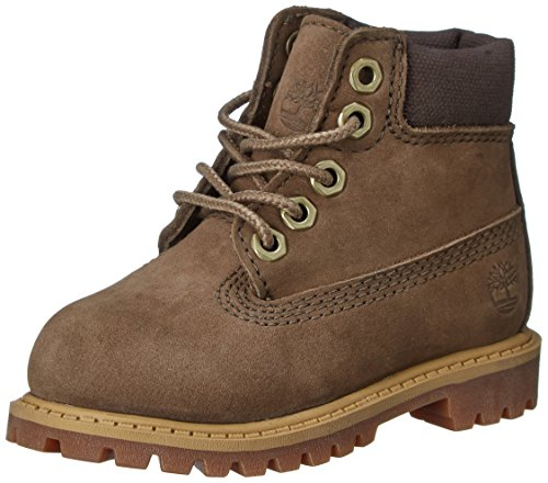 Timberland 6'' Classic Waterproof Boot (Toddler/Little Kid/Big Kid),Canteen,13 M US Little Kid by Timberland