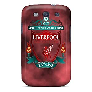 Excellent Design Liverpool Football Club Phone Case For Galaxy S3 Premium Tpu Case