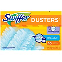 Swiffer 180 Dusters Refills with Febreze Lavender Vanilla & Comfort Scent 10 Count (Pack of 3)