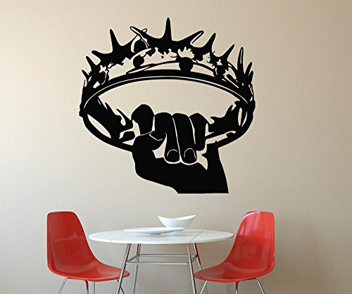 Game of Thrones Wall Decals  Vinyl Dallas Stickers For Men Women Kids  Stickers For Car Truck Windshield Door Window  Removable Kitchen Living Room Home Decor Wall Decals GMO2181