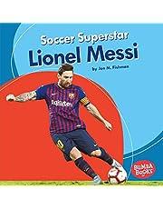 Soccer Superstar Lionel Messi: Bumba Books ® - Sports Superstars