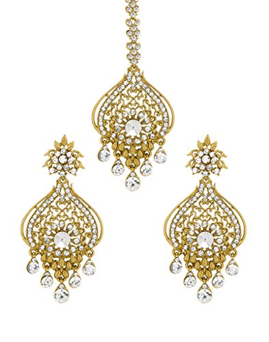 Bindhani Bridal Wedding Earrings Jewelry product image