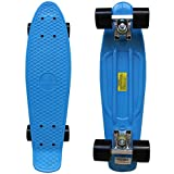 RIMABLE Complete 22' Skateboard BlueBlack