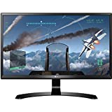 LG 24UD58-B 24-Inch 4K UHD IPS Monitor with FreeSync
