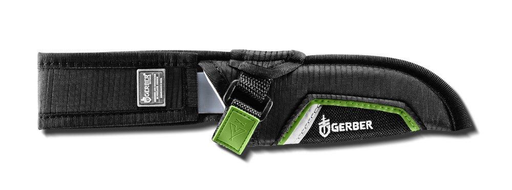Gerber G2533 Cuchillo a Lama Fissa,Unisex - Adultos, Verde ...