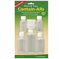 Coghlan's Store y vierte contenedores de plástico de Contain-Alls