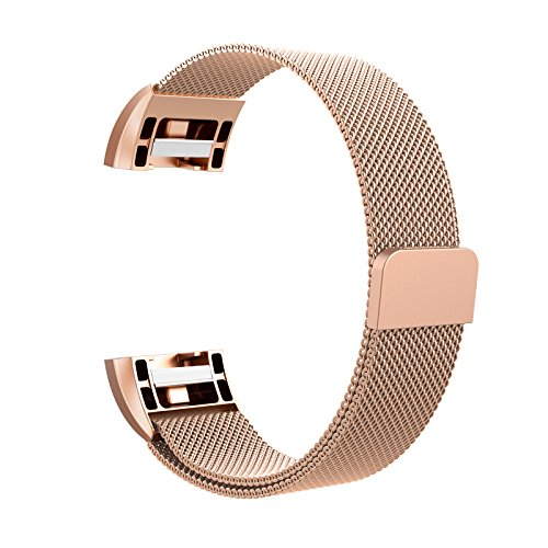 fitbit-charge-2-milanese-bands-metal-rose-gold-swees-replacement-small-large-55-99-stainless-steel-m