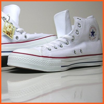 Converse Chucks Hi M7650 white weiss EU 40