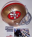 Joe Montana Autographed Hand Signed San Francisco