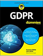 GDPR For Dummies
