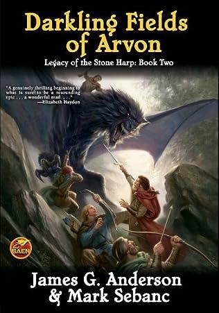book cover of The Darkling Fields of Arvon