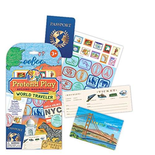 eeBoo, Play Kit World Traveler]()