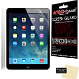 """[3 Pack] TECHGEAR® Apple iPad Air, iPad Air 2, iPad Pro 9.7"""" CLEAR LCD Screen Protectors"""