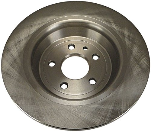 Bendix Premium Drum and Rotor PRT6226 Rear - Rotor Lincoln Continental