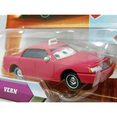 Disney Pixar Cars Lenticular Eyes Series 2 Vern Die-Cast Vehicle #119 1:55 Scale: Toys & Games