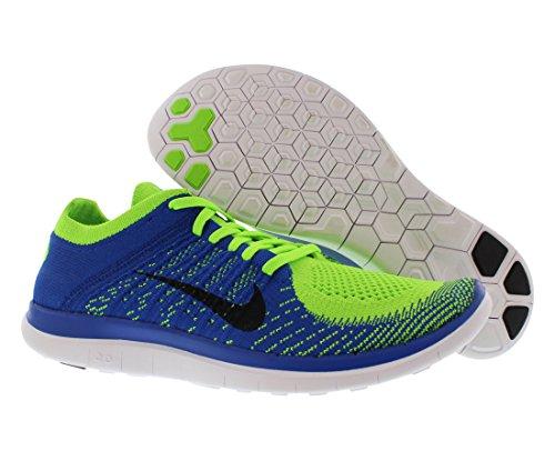 Nike Free 4.0 Flyknit - Zapatillas para hombre Ecru (Blanc/cru)
