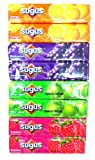 8 Sugus Chewy Candy Candies Bar Mix Flavor - Best Reviews Guide
