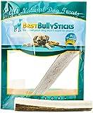 Best Bully Sticks Grade-A Large Split Elk Antler Dog Chew (1 Antler) Sourced in the USA