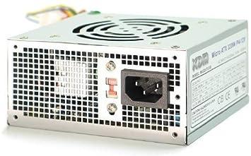 Amazon.com: Micro ATX 250W Power Supply for E-Machine,HP Pavilion ...
