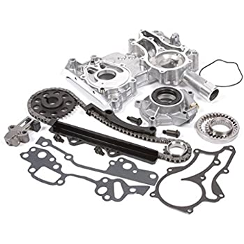 Amazon Com New Tk10120tcwpop Hd Timing Chain Kit 2 Heavy Duty