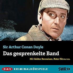 Das gesprenkelte Band (Sherlock Holmes) Hörspiel