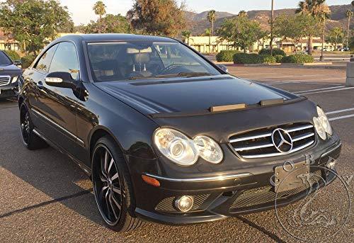 Cobra Auto Accessories Car Bonnet Mask Hood Bra Fits Mercedes CLK W209 2002 03 04 05 06 07 08 09 2010