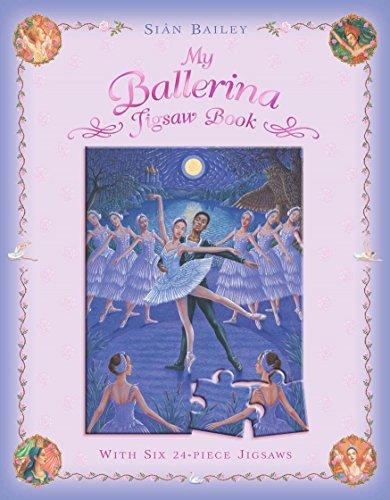 - My Ballerina Jigsaw Book